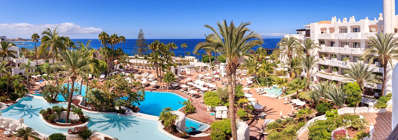 Bilyana Golf-Hotel Jardin Tropical