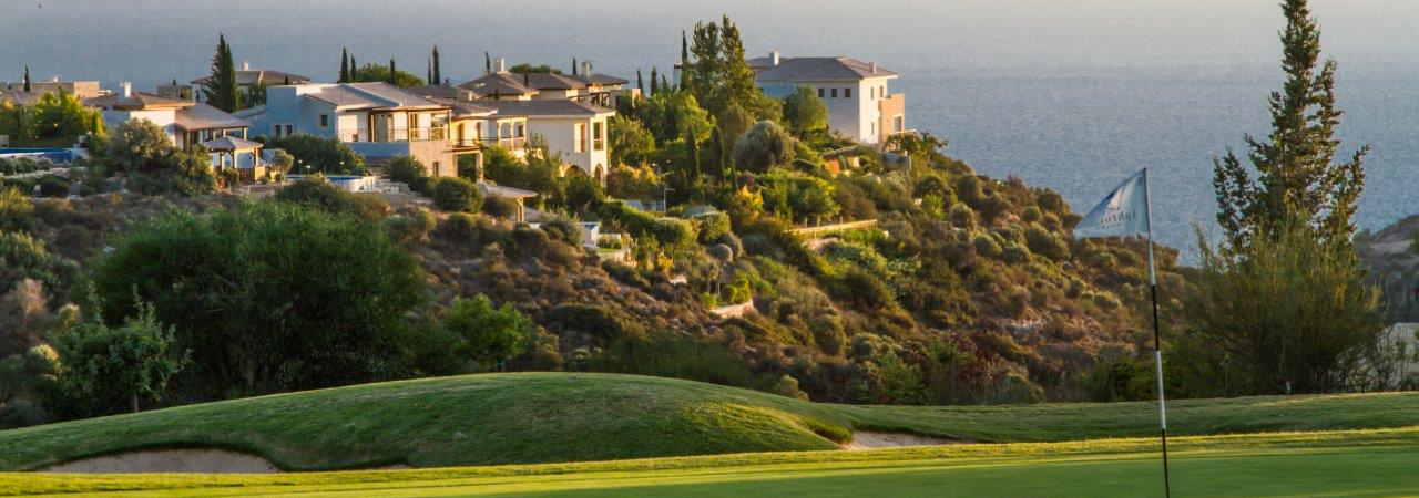 Bilyana Golf - Aphrodite Hills Holiday Residences