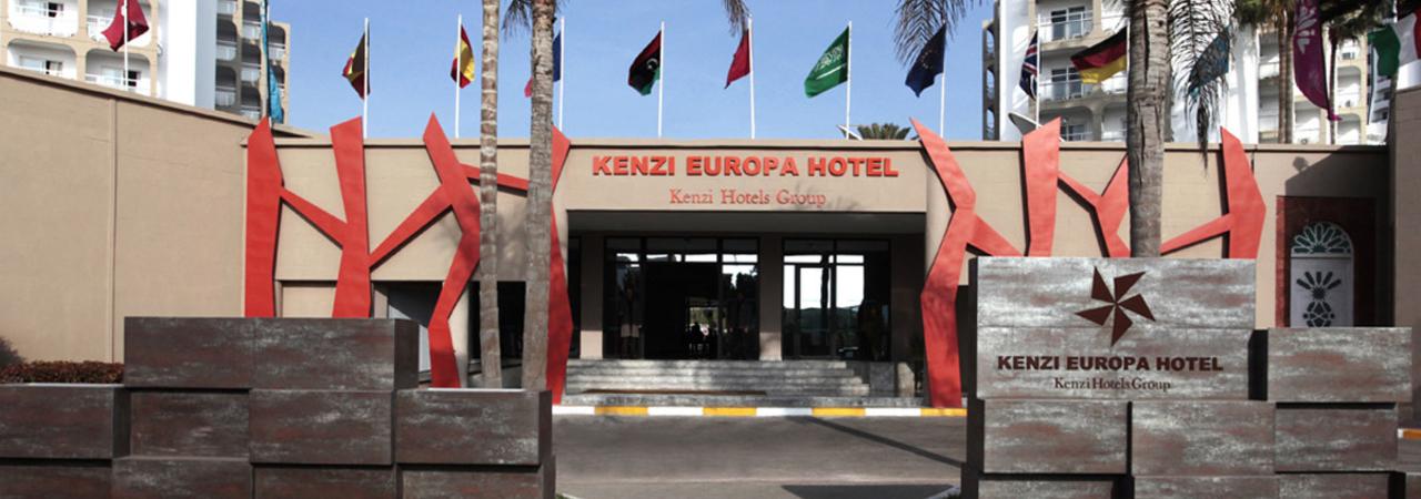 Bilyana Golf - Kenzi Europa Hotel
