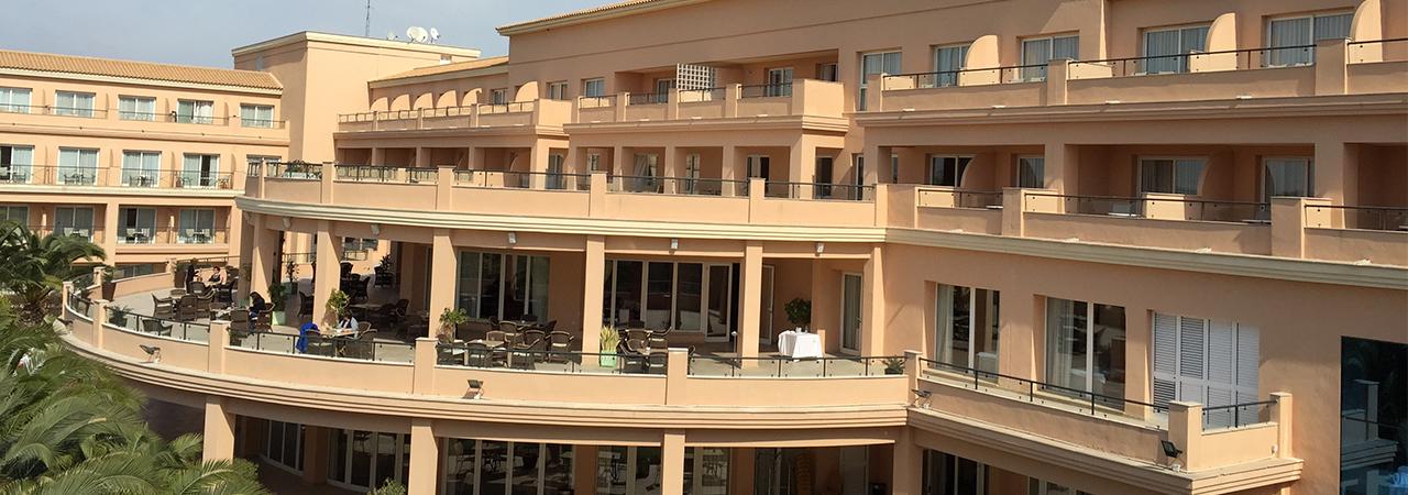 Bilyana Golf - Hotel Alicante Golf