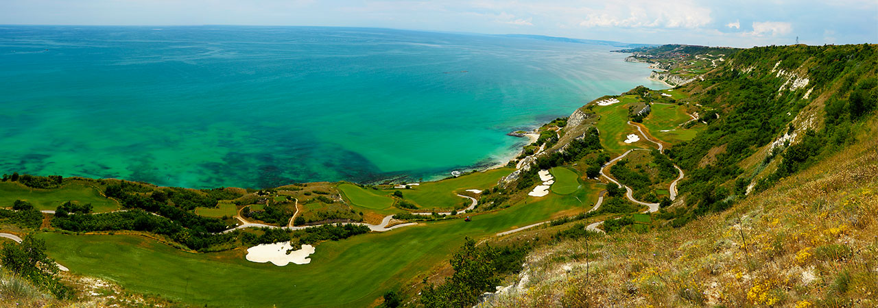 Bilyana Golf-Thracian Cliffs Golf & Beach Resort
