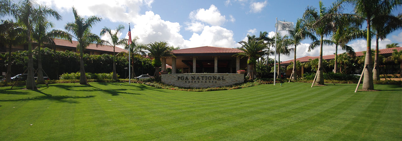 Bilyana Golf - PGA National Resort & Spa