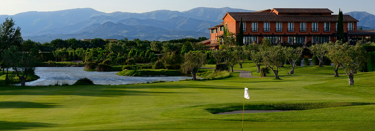 Bilyana Golf - Hotel Peralada Wine Spa & Golf