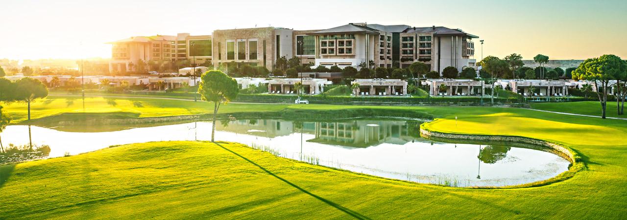 Bilyana Golf - Regnum Carya Golf Resort & SPA