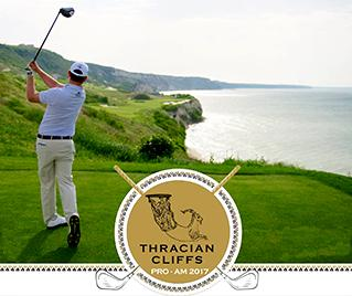 Bilyana Golf - Thracian Cliffs PRO - AM 2017