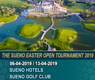 Bilyana Golf - The Sueno Easter Open Tournament 2019