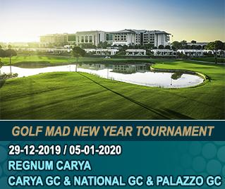 Bilyana Golf - 1st Golf Mad New Year Tournament 2020