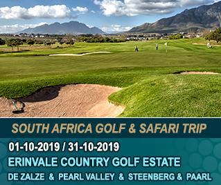 Bilyana Golf - South Africa Golf & Safari Trip 2019