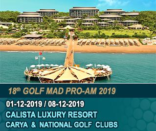 Bilyana Golf - 18th Golf Mad Pro-Am 2019