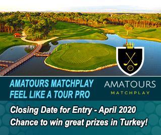 Bilyana Golf - AMATOURS MATCHPLAY - FEEL LIKE A TOUR PRO