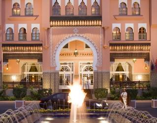 Bilyana Golf-Sofitel Marrakech Lounge & Spa