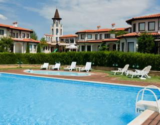Bilyana Golf-BlackSeaRama Golf & Villas