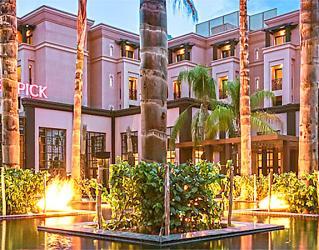Bilyana Golf-Mövenpick Hotel Mansour Eddahbi Marrakech
